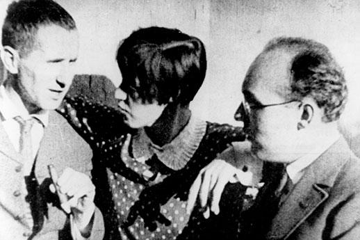 Bertolt Brecht e Roland Barthes