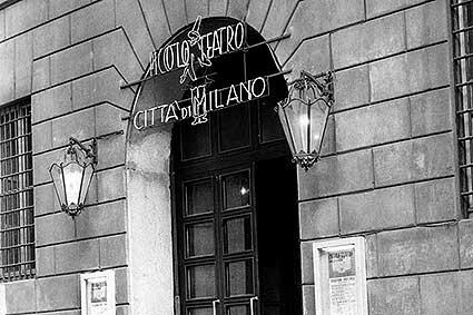 Il Piccolo Teatro di Milano