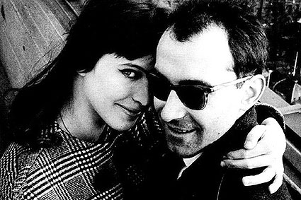 Godard e Anna Karina