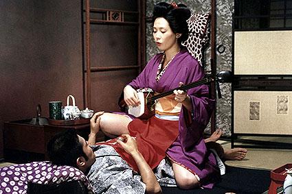 ''L'impero dei sensi'' di Nagisa Oshima
