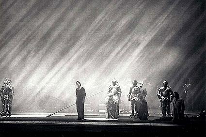 Fare cinema, fare teatro: Klotz e Perceval