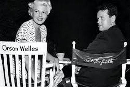 Welles e la Hayworth